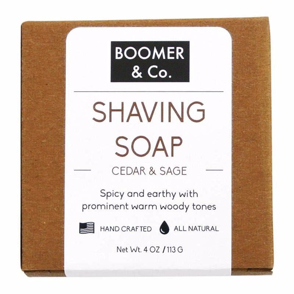 Aromatic Shaving Soaps