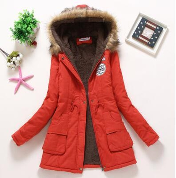 Warm Jackets for Dropshipping Business