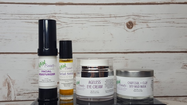 Skincare products for dropshipping business
